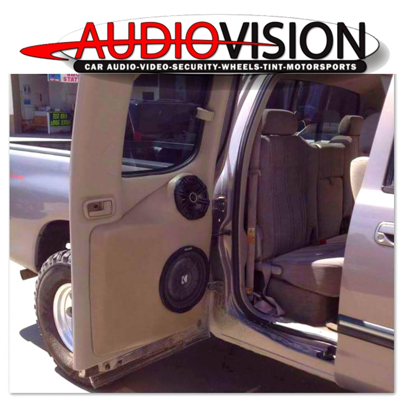 montclair truck speakers
