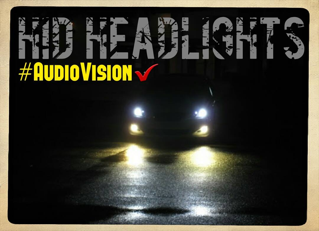 Montclair, CA - HID Headlights